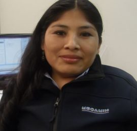 Edith Contreras Bernabé