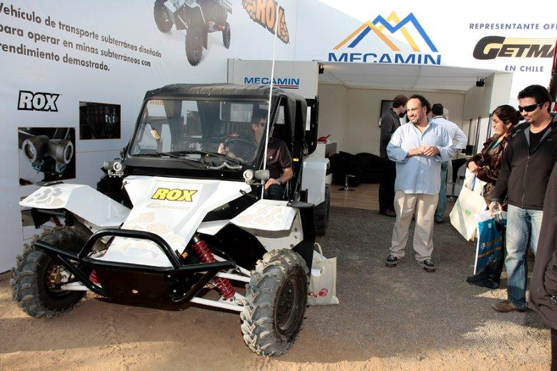 Participación En Exponor 2011