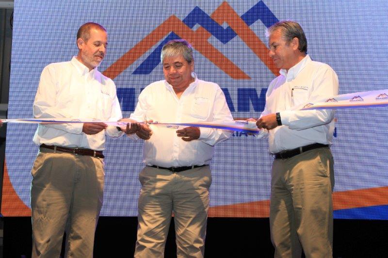 Inauguración Centro De Reconstrucción De Equipos Ubicada En La Negra, Antofagasta